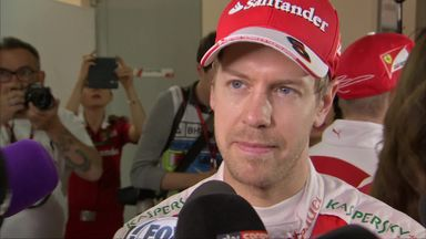 Vettel: Mercedes is the benchmark