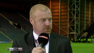 Dyche: We were worthy winners