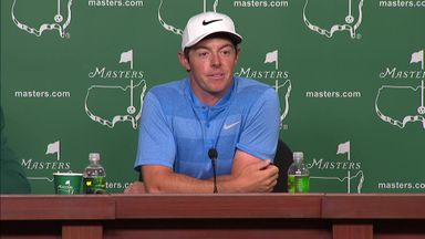 McIlroy's Masters motivation