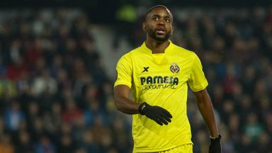Villarreal Dangerman - Bakambu
