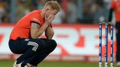 Cook: I've never felt so sorry for bowler