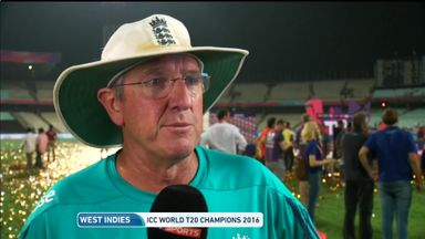 Bayliss: It's a good sign we're hurting