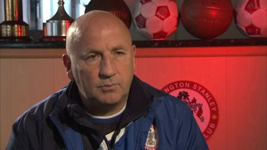 Will Accrington complete the unlikely dream?