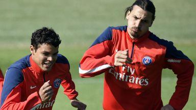 Silva urges PSG to keep Ibrahimovic
