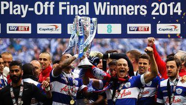 Sky Sports Vault | QPR 1-0 Derby 2014