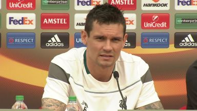 Lovren praises Liverpool support