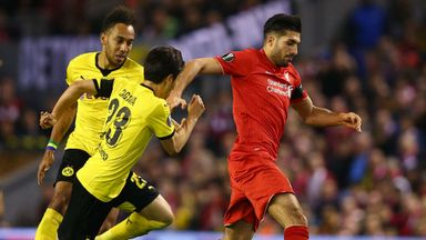 Can's injury boost for Liverpool
