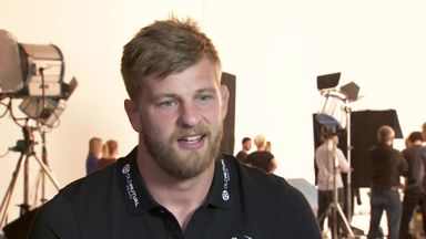 Kruis: We're far from a finished product