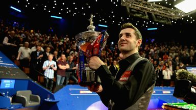 Double delight for Selby