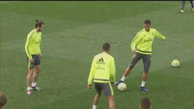 Madrid on standby