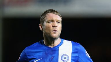 Peterborough appoint McCann