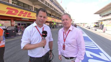 Brundle surprised by Hamilton apology