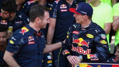Horner: Verstappen a future star