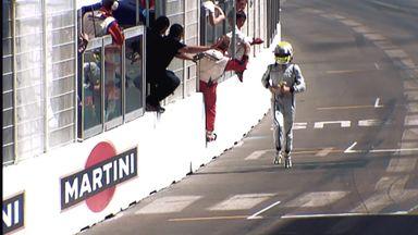 The Monaco heroes