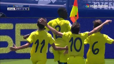 Villarreal youngsters crowned champions