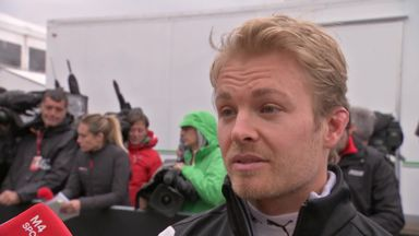 'Uphill battle' for Rosberg