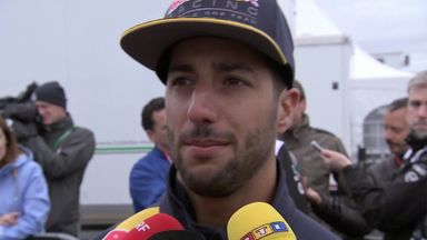 Ricciardo warns Red Bull