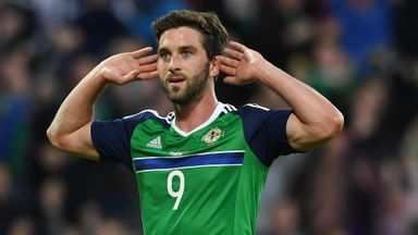 Will Grigg's on fire!