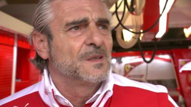 Arrivabene: We made a mistake