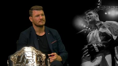 Bisping discusses next opponent