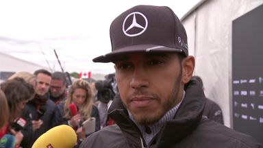 Hamilton: We still need to improve