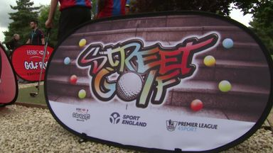 Clubs promoting street golf