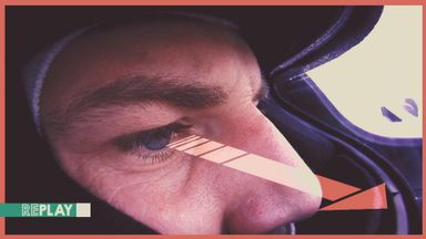 Eye tracking with Nico Hulkenberg