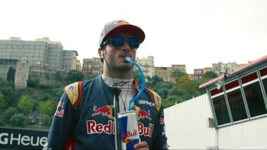 Sainz eyes Red Bull seat