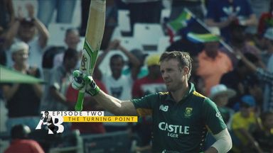 AB de Villiers: Sporting Genius - Part 2