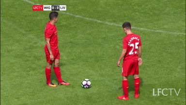 Wigan 0-2 Liverpool - Highlights