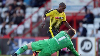 Stevenage 0-2 Watford