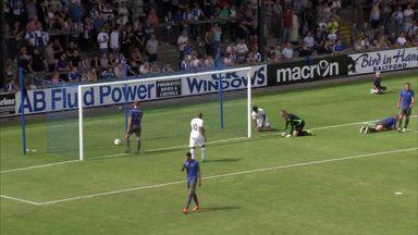 Bristol Rovers 1-5 Swansea