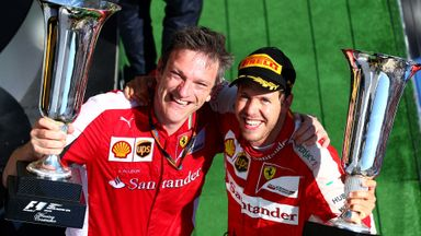 Ferrari and Allison