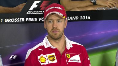 Vettel: Nothing justifies death
