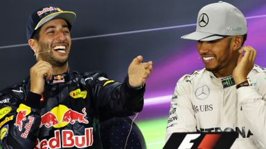 Ricciardo's embarrassing mistake!