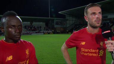 Henderson: Important win