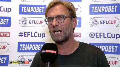 Klopp: Professional performance