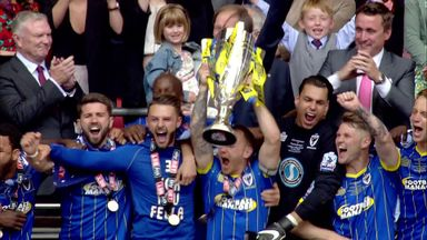 AFC Wimbledon's rise to League One