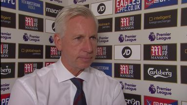 Pardew: We deserved a point