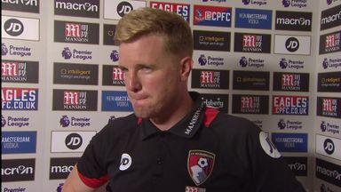 Howe: Late goal a 'sickener'