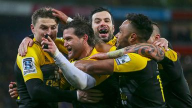 Super Rugby Final - Hurricanes v Lions