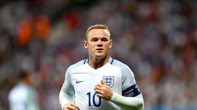 Rooney still has England ambitions