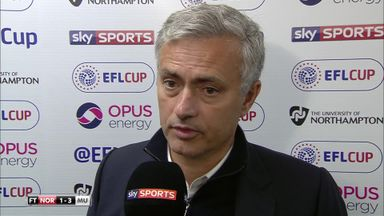 Mourinho: We deserved the win
