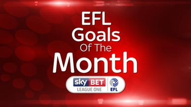 League One Goal of the Month - August