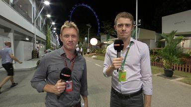 F1 Show - Singapore