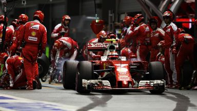 Ferrari terrified of making mistakes