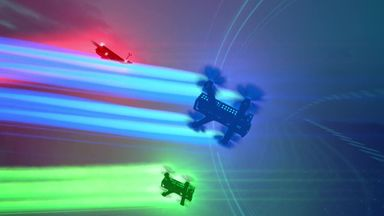 What is Drone Racing?