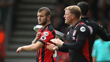 Howe: Wilshere had a big impact