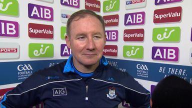 Gavin: Dublin were lucky