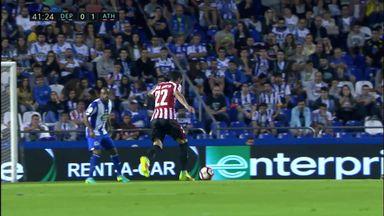 Garcia scores a screamer